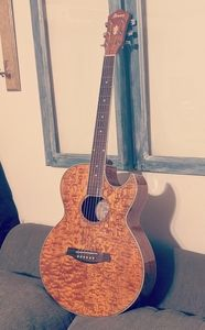 Ibanez (Acoustic electric) Guitar